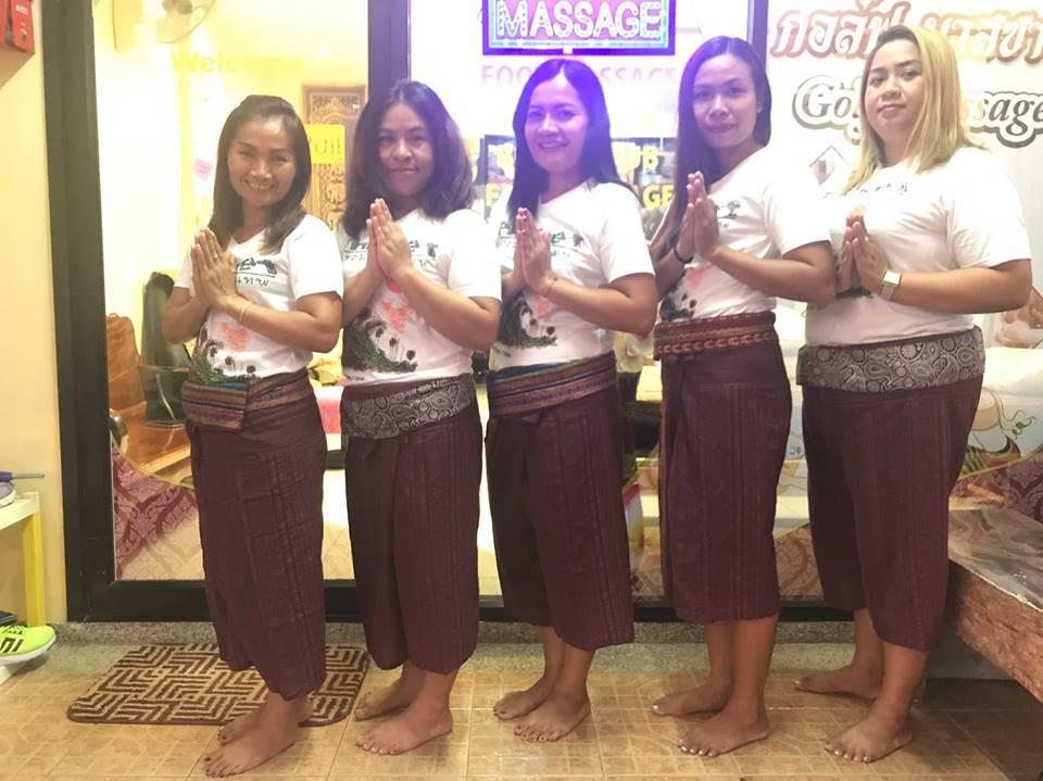 Golf Thai Massage Staff